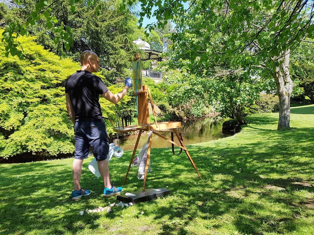The Buxton Spa Art Prize