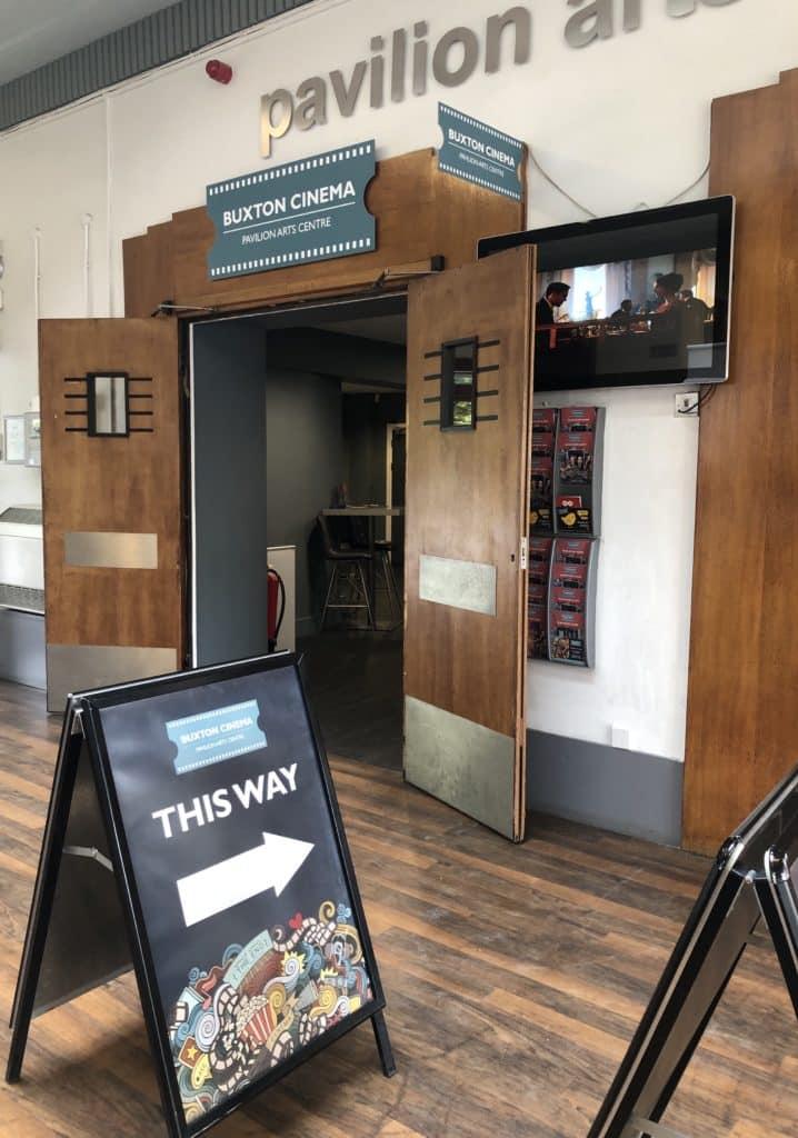 Buxton Cinema reopens