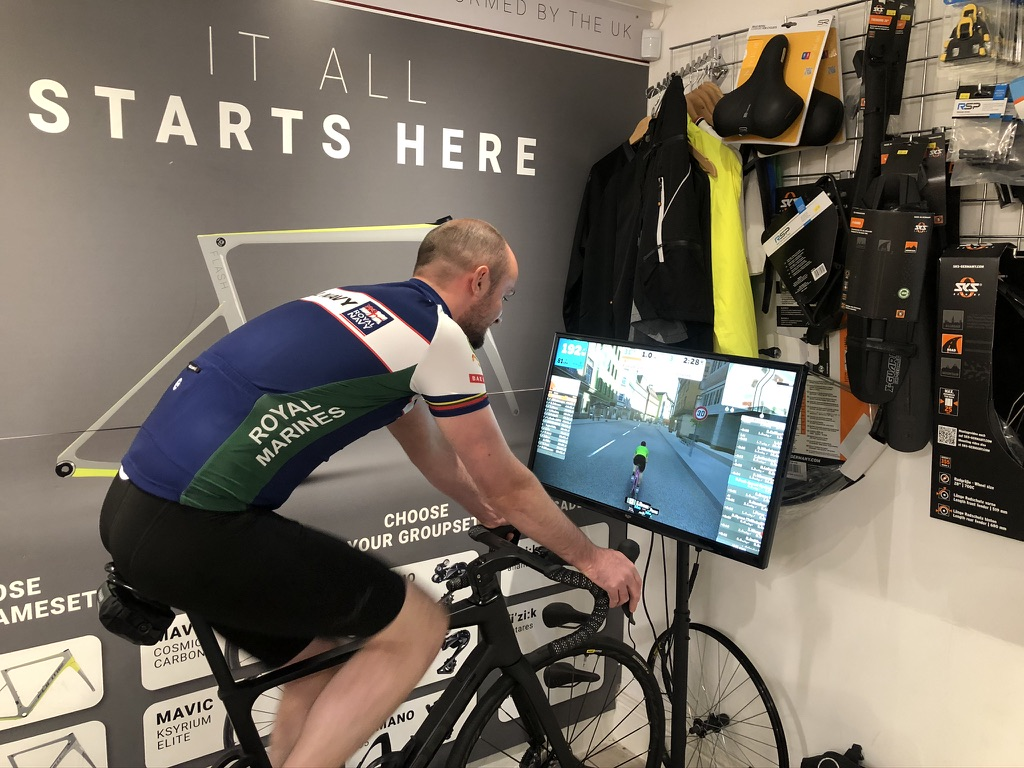 Coronavirus cycling boom