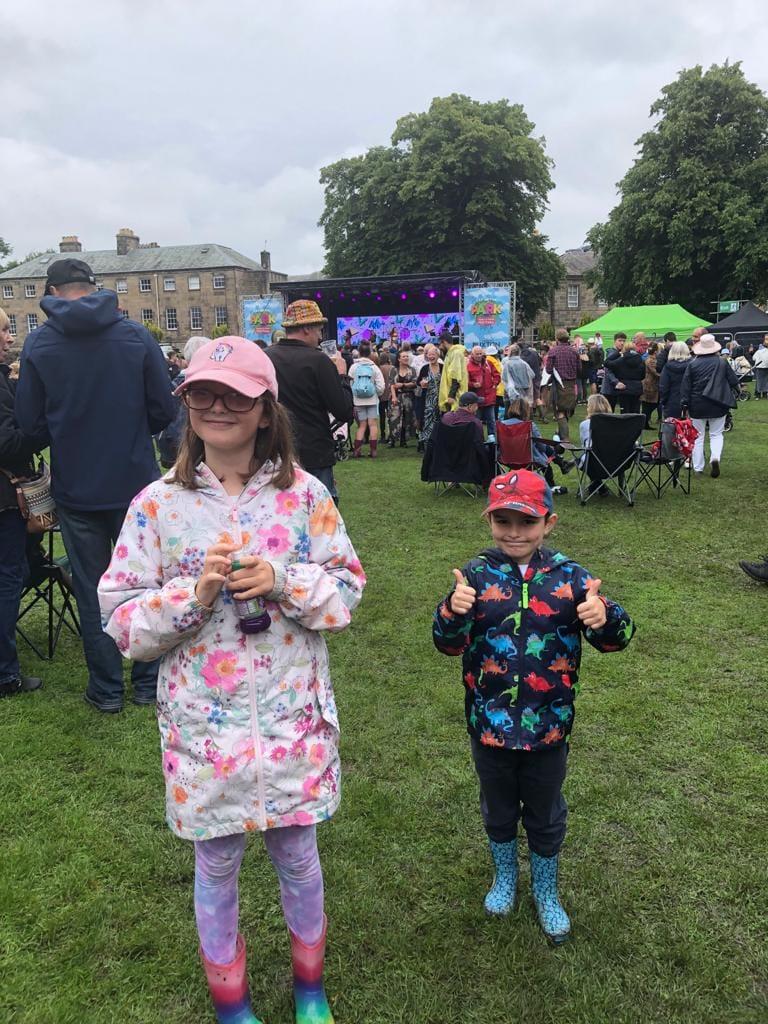 Eat in the Park festival