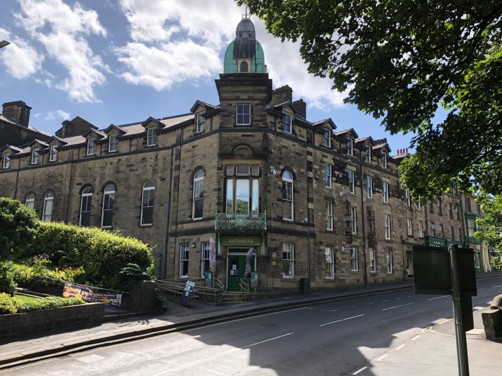 School holidays at Buxton Museum