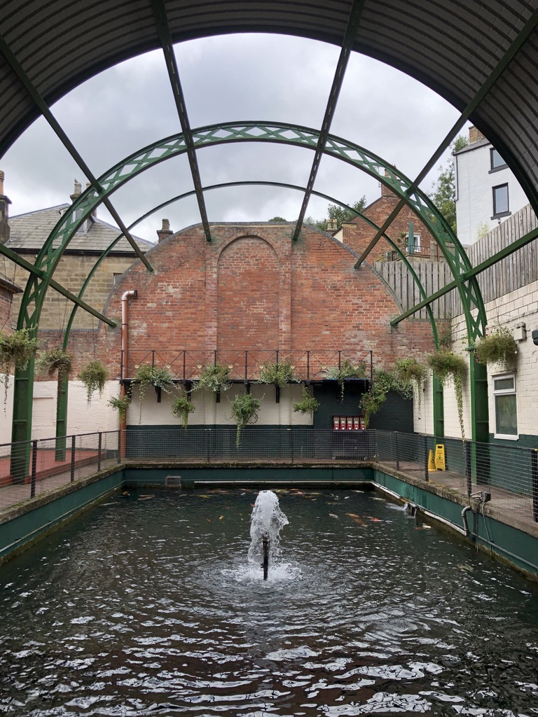 Matlock Bath Aquarium