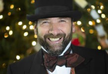 A Christmas Carol with Gerald Dickens