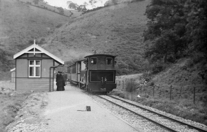 Railways of Buxton