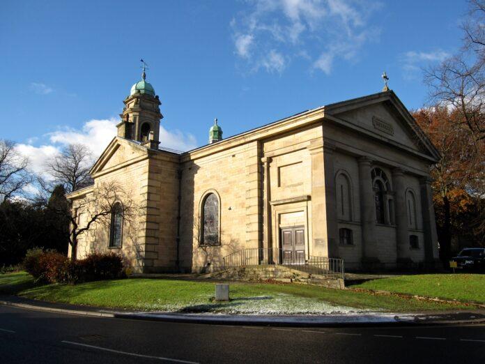 St. John's Church Buxton