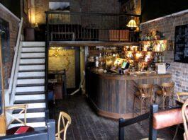 Monk Cocktail Bar
