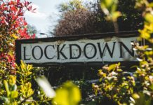 Second England national lockdown