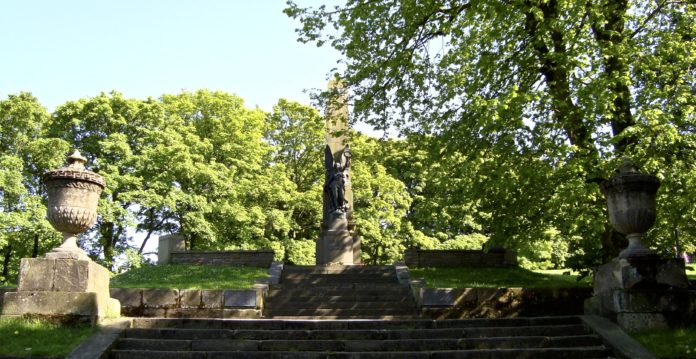 The Cenotaph Buxton