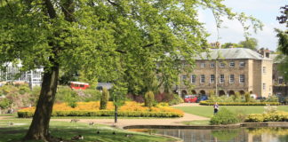 The Buxton Spa Mysteries