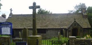 St Ann's Church Buxton