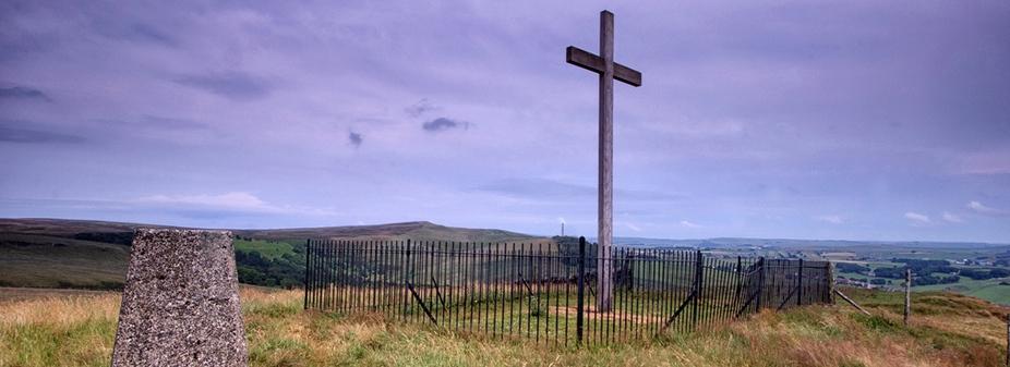 Corbar Cross Buxton