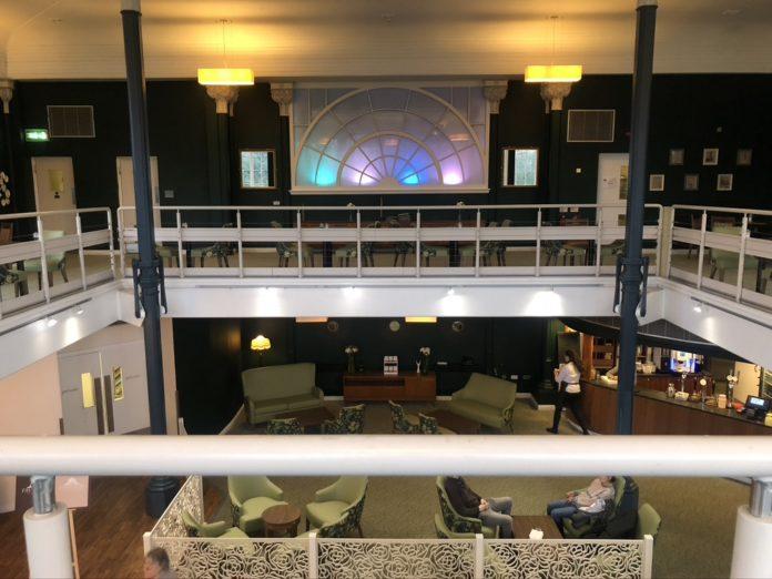 The Pavilion Tea Room
