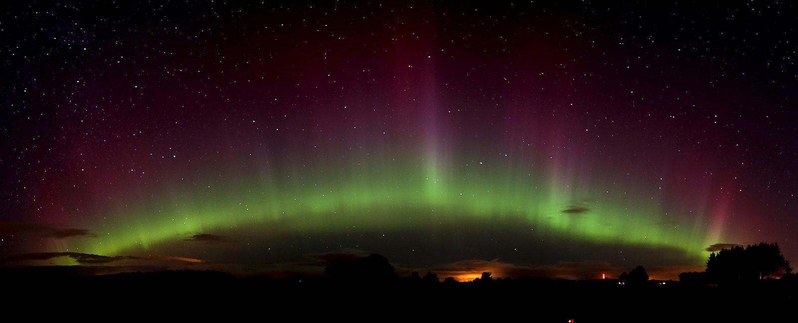 Northern Lights In The Peak District Amp Buxton Your