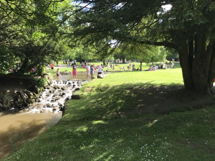 Buxton Named One of the Best Places to Live