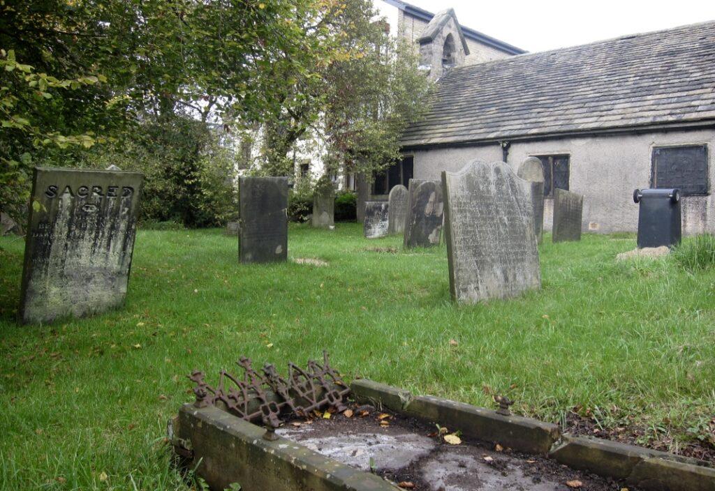 St Anns Church Buxton