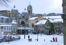 Things to do at Christmas in Buxton