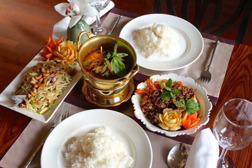 Thai Restaurant Buxton