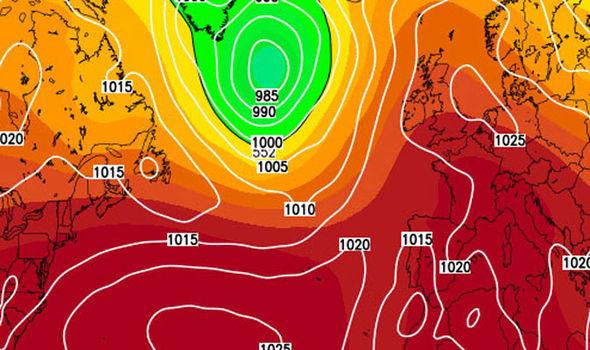 Weather Map Heatwave 617770 Explore Buxton