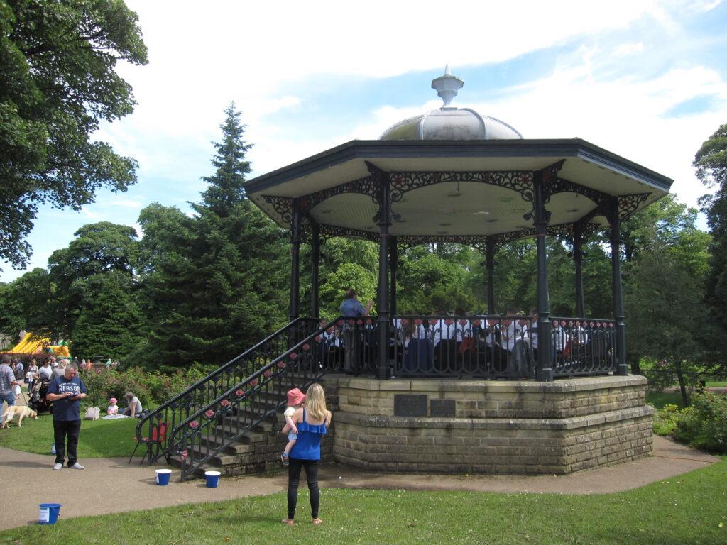 The Pavilion Gardens Buxton