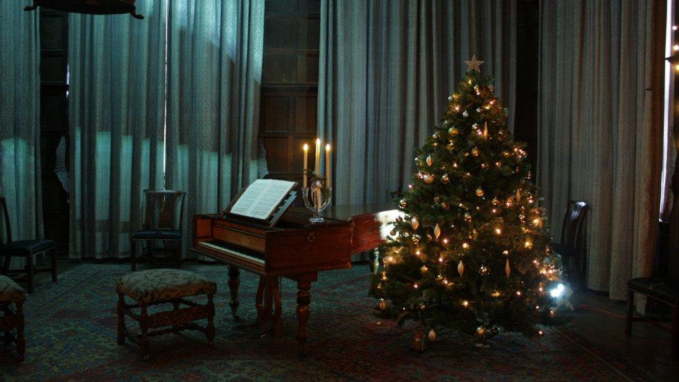 Hardwick Hall Christmas