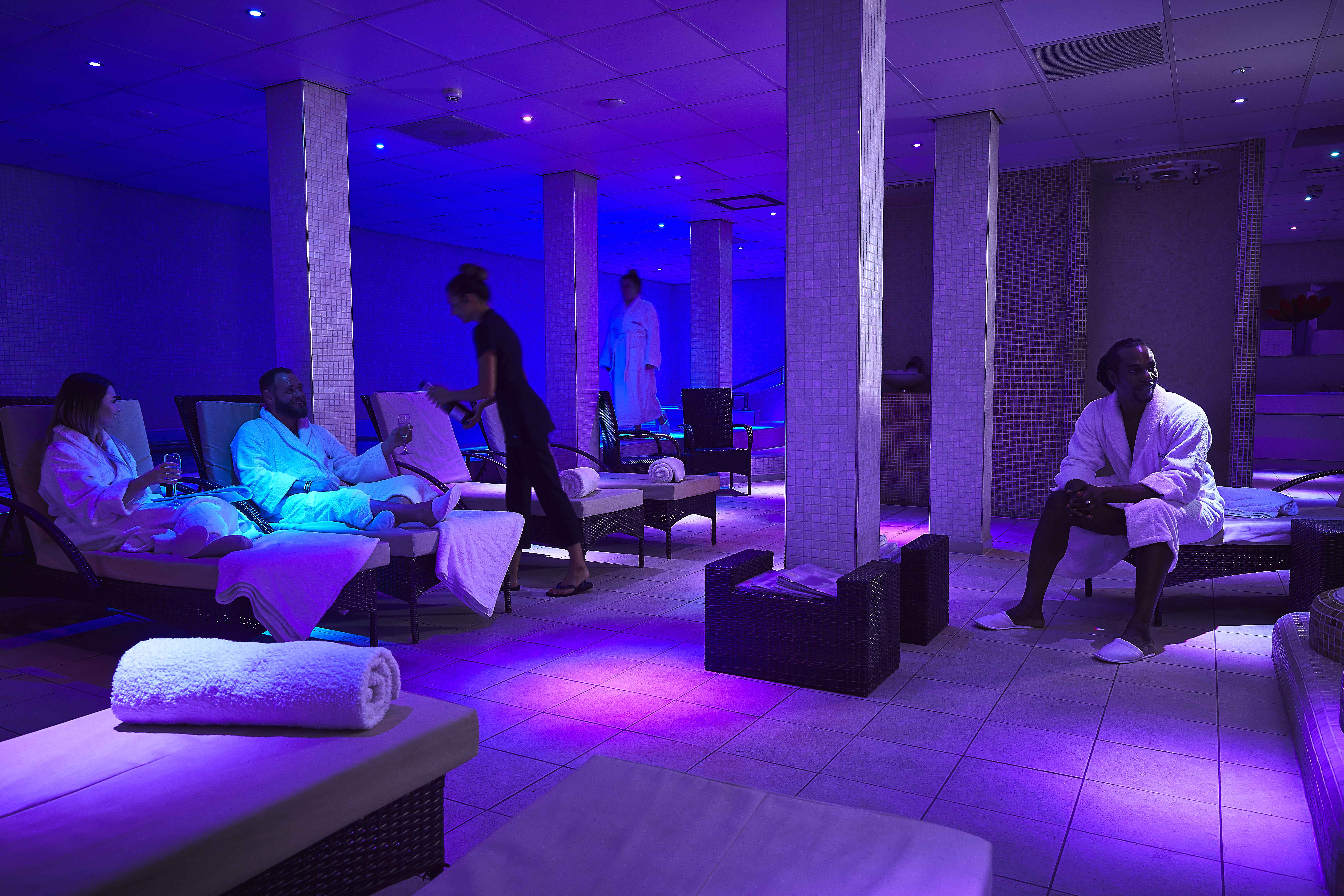 Spa Rooms Uk