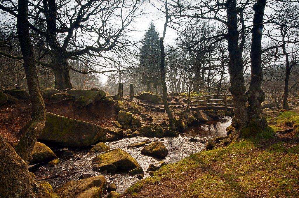 Autumn Walks in the Peak District & Derbyshire