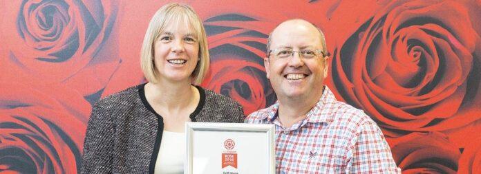 Griff House Award winning b&b Buxton