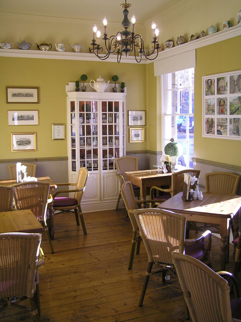 No.6 The Square Tearoom