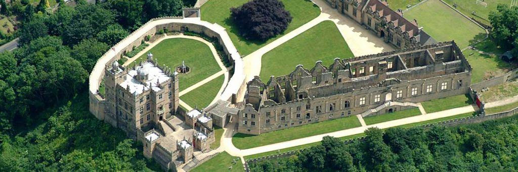 English Heritage, Bolsover Castle