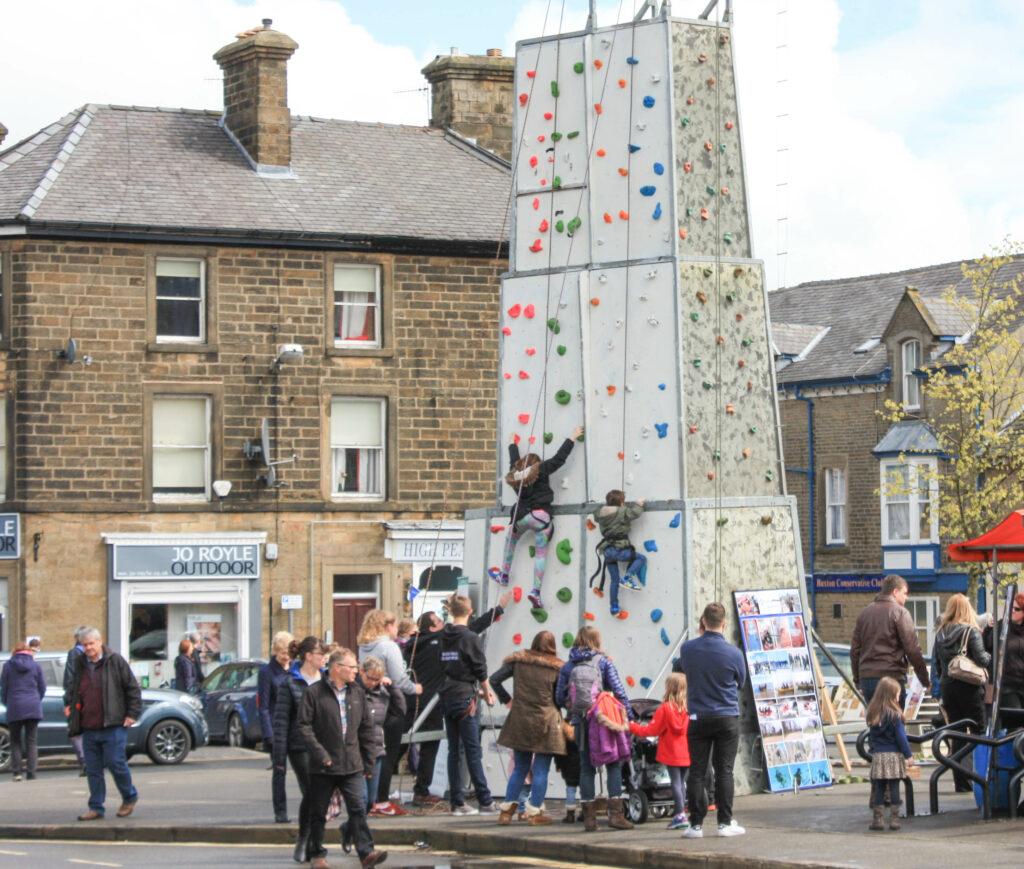 Buxton Spring Fair 2017
