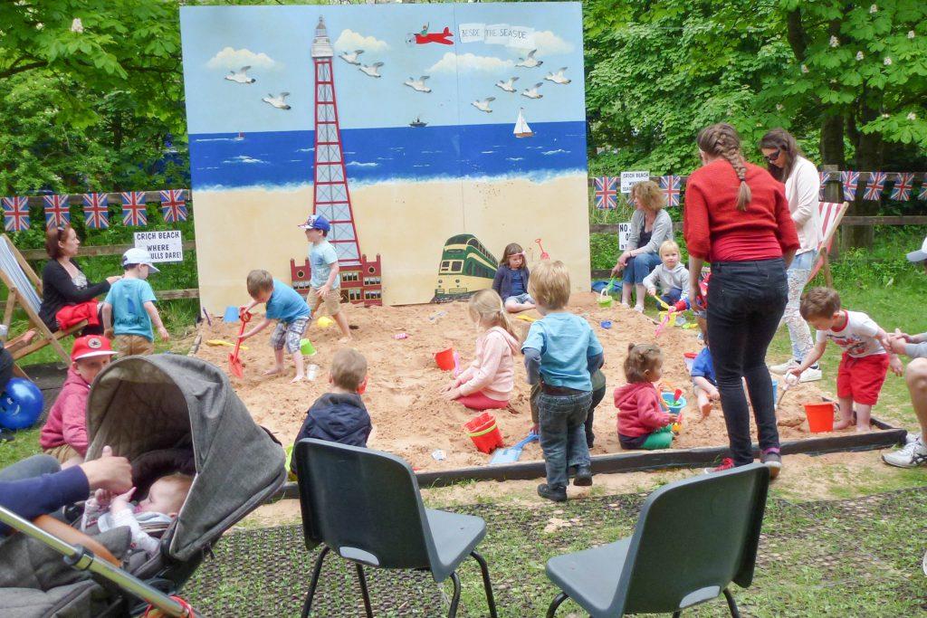 Beside the Seaside 2017, Crich Tramway Village