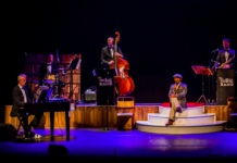 Crooners at Buxton Opera House