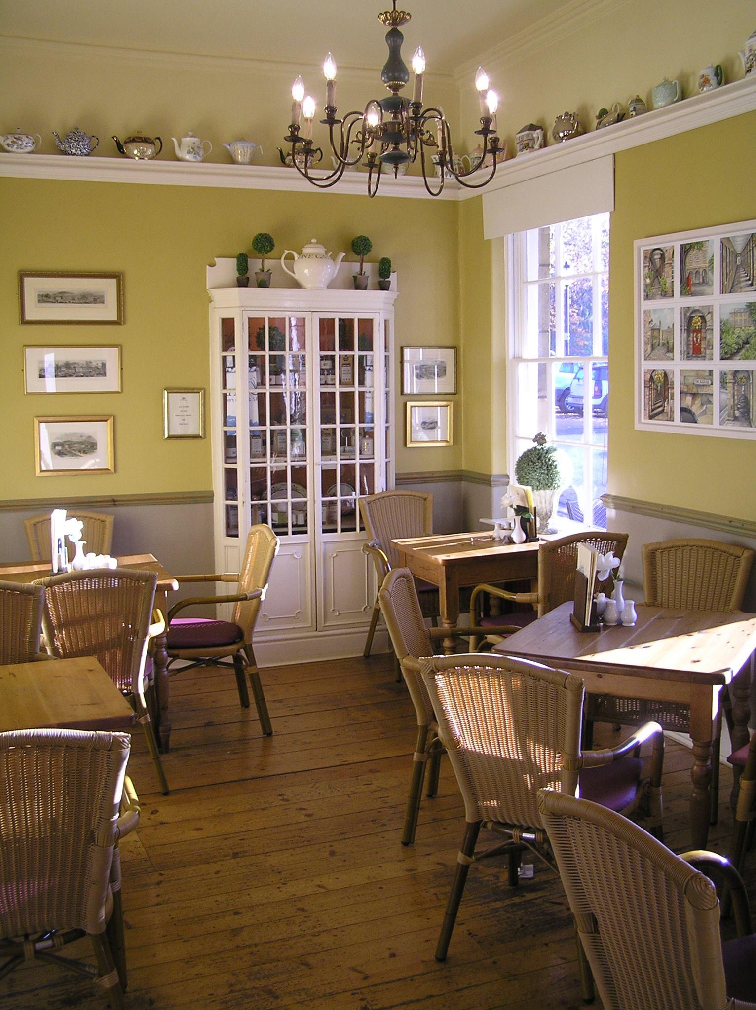 Peak District Tea Room