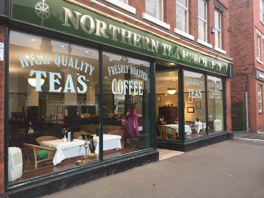 Best Tea Room Derbyshire