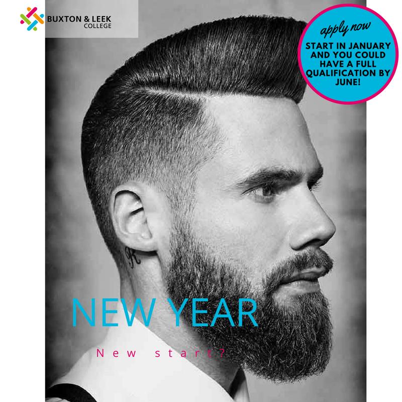 Buxton & Leek College January starts dates