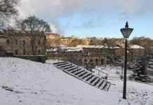 Snow Forecast for Buxton & Derbyshire