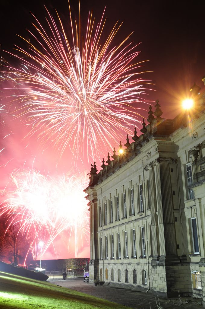 chatsworth fireworks explore buxton