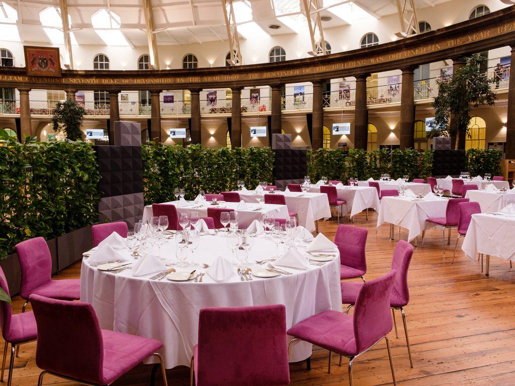 Devonshire Dome Buxton Spa Fine Dining Restaurant Cafe Salon