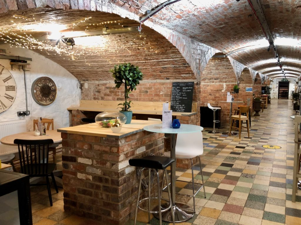 The Arches Bar and Market