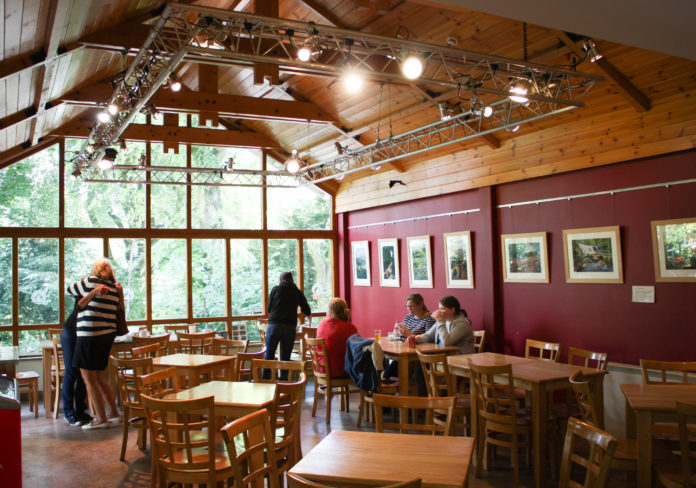 Poole's Cavern Café Buxton