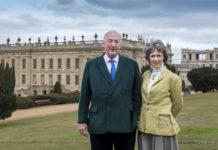 Chatsworth House restoration