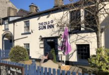 The Old Sun Inn Buxton