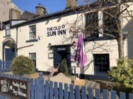 The Old Sun Inn Buxton