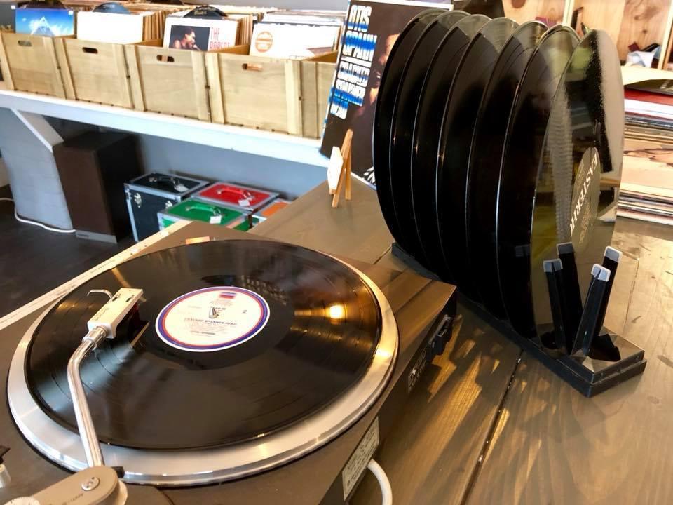 Coda Vinyl Cafe Buxton