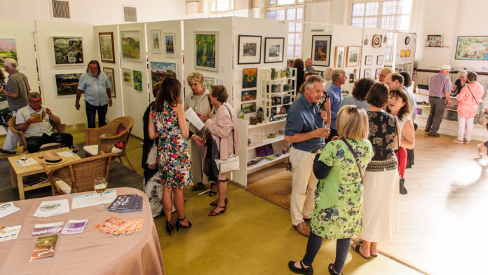The Green Man Gallery 2019