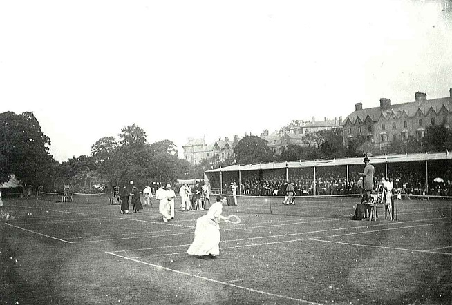 Buxton Tennis Club