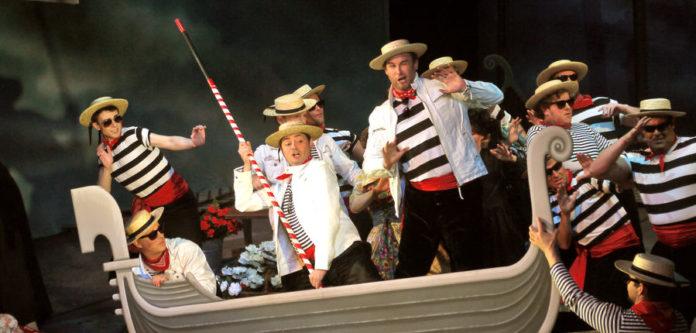 Gilbert & Sullivan at Buxton Opera House