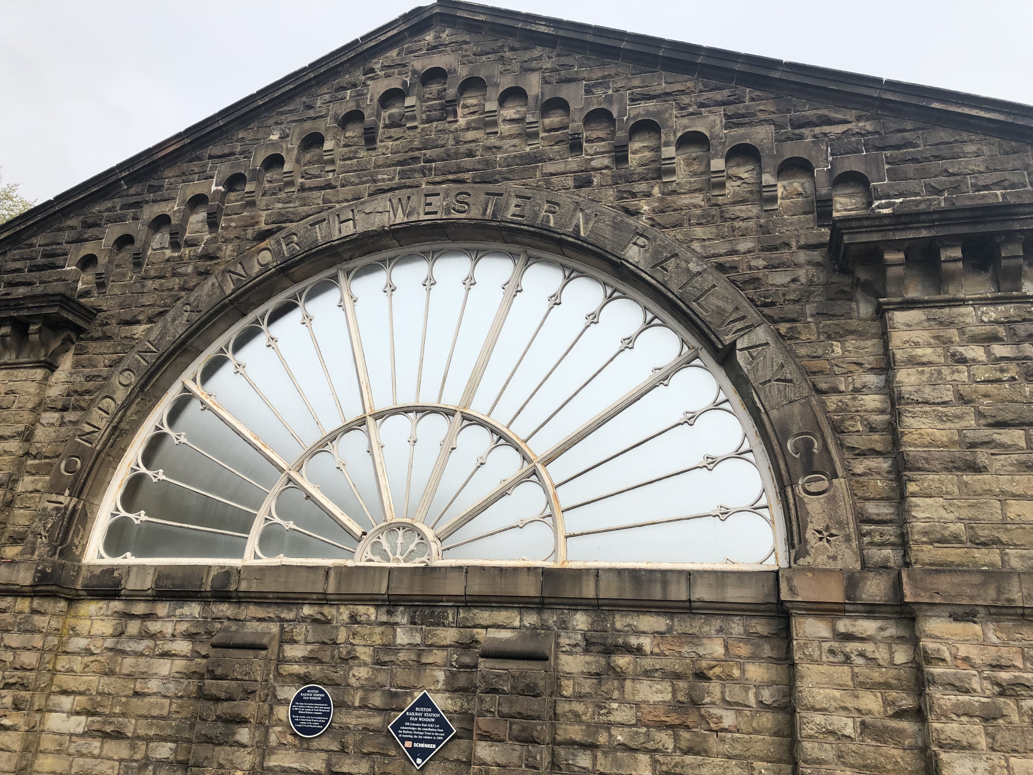 Friends of Buxton Station