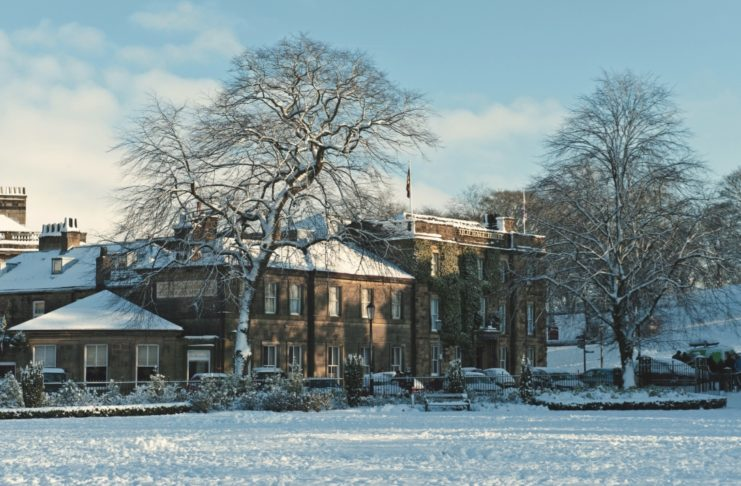 Christmas at the Old Hall Hotel