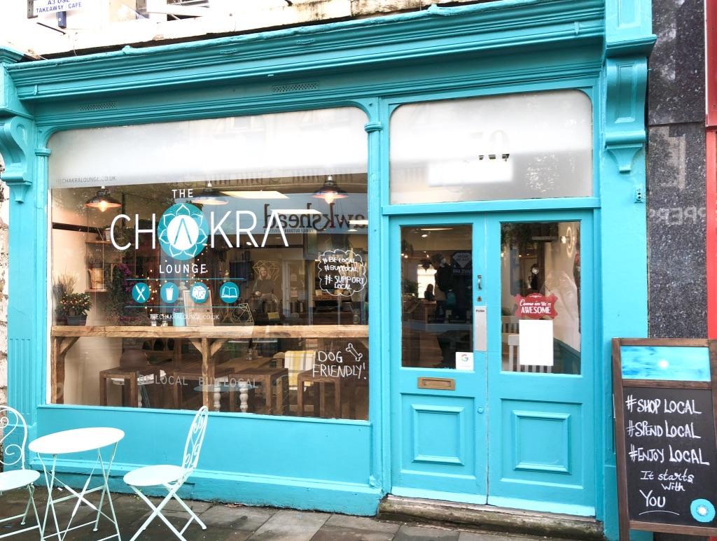 The Chakra Lounge